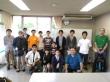 勉強会参加者の集合写真