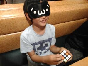 目の不自由な方向けの点字キューブにチャレンジ!