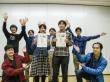 中央左が北村さん、右が上野さん。与野ルービックキューブサークルメンバーとPBQ東京2019会場にて撮