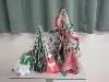 冊子で作るクリスマスツリー見本